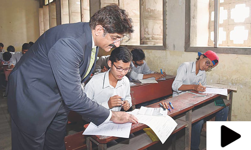 سندھ میں اسکول ڈیسکوں کی خریداری میں 3 ارب روپے کی کرپشن کا الزام