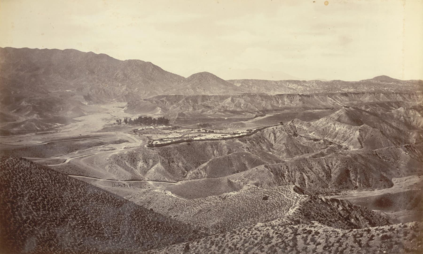جگدال لک کیمپ—برٹش لائبریری