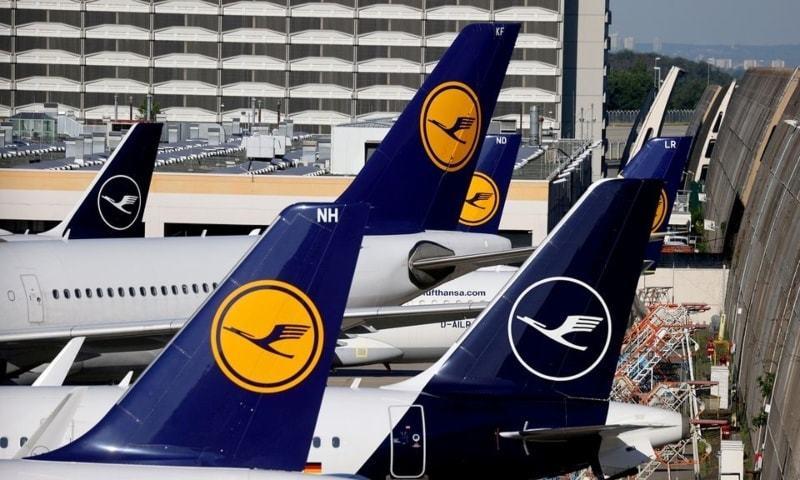 لوفتھانسا ایئرلائنز پاکستان میں فلائٹ آپریشن دوبارہ شروع کرنے کی خواہاں