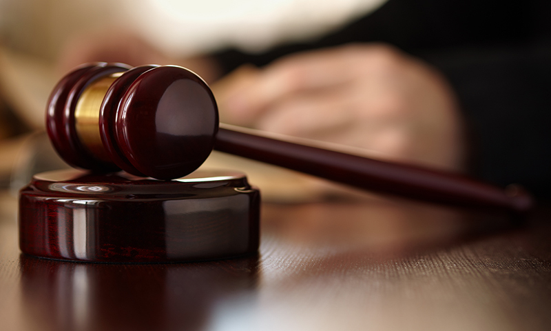 The Sindh High Court on Wednesday commuted death penalty of a former paramilitary soldier into life imprisonment in a case pertaining to murder of his colleague. — AP/File