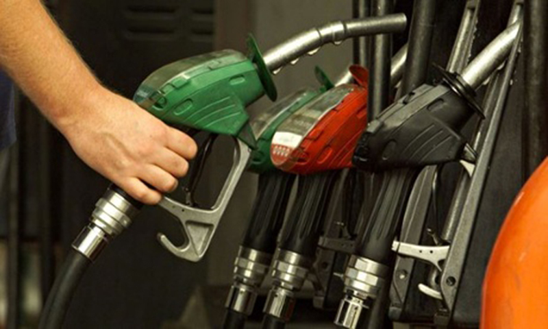 The government on Wednesday increased the prices of all the petroleum products by Rs5 to Rs6 per litre with immediate effect for next 15 days. — Reuters/File