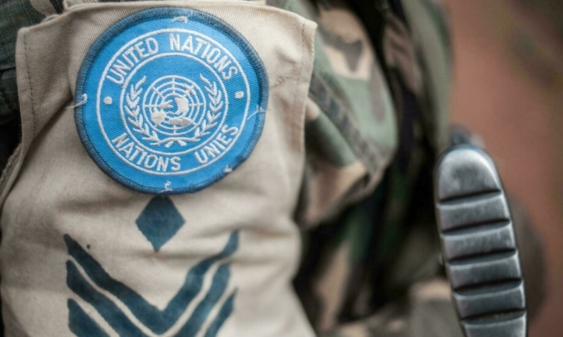 This is the latest in a series of allegations of sexual crimes involving peacekeepers. — AFP