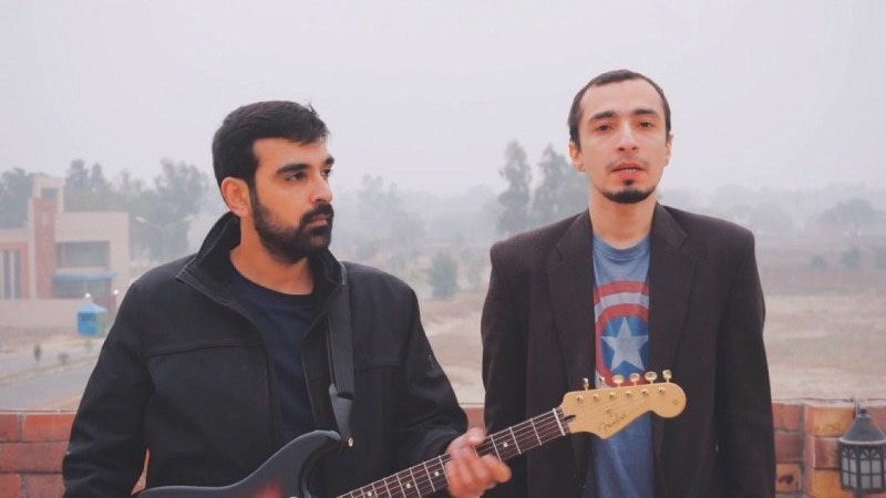 Poor Rich Boy is back with their first Urdu song 'Yaqeen'