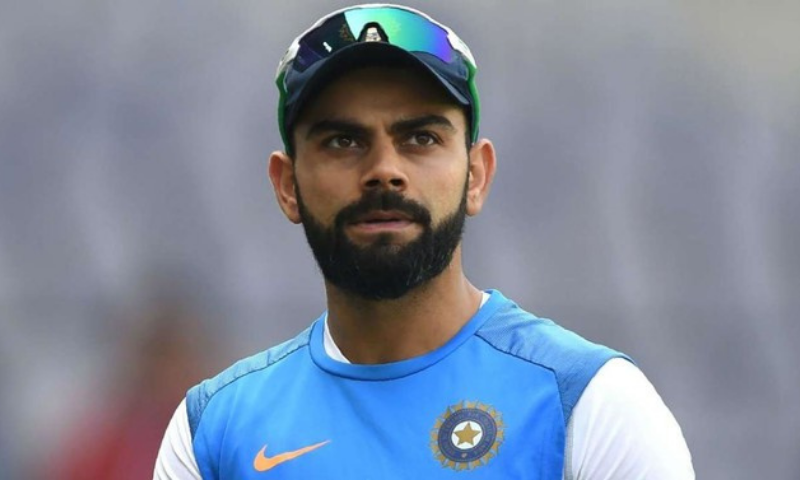"""Virat Kohli said he had """"given everything"""" to the Indian cricket team during his time as the T20 captain and would continue to do so in the future as a batsman. — AFP/File"""