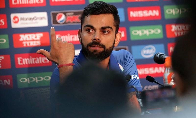 کوہلی کا ٹی20 ورلڈ کپ کے بعد بھارتی ٹیم کی قیادت چھوڑنے کا اعلان
