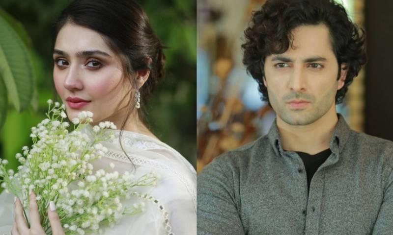 محبت کی کہانی پر بنا درفشاں سلیم اور دانش تیمور کا ڈراما 'عشق جنون'