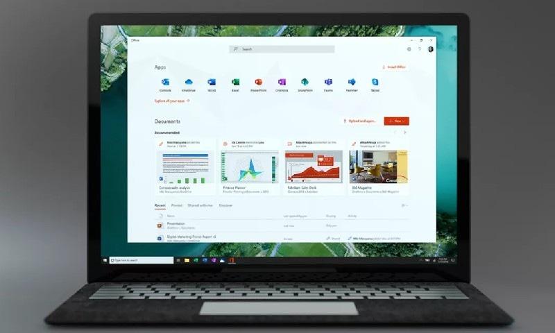مائیکرو سافٹ کا نیا آفس سافٹ ویئر 5 اکتوبر کو متعارف کرانے کا اعلان