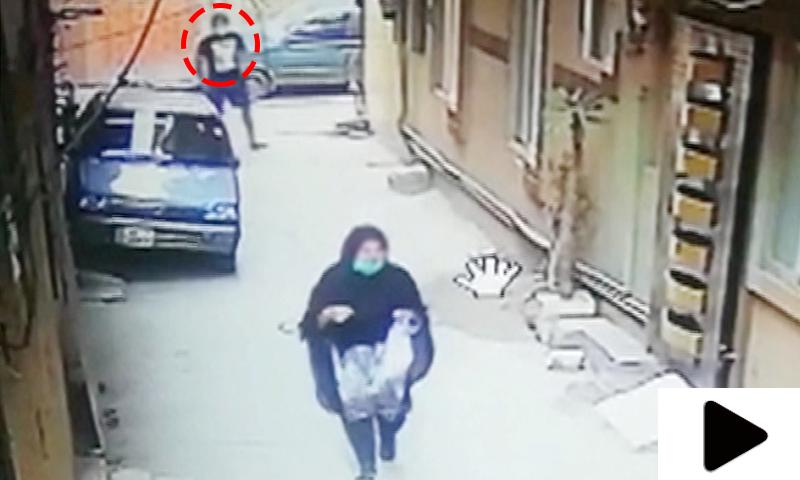 لاہور میں خاتون کو ہراساں کرنے کا ایک اور واقعہ