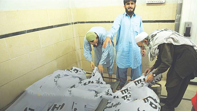 Inside Pakistan's Morgues