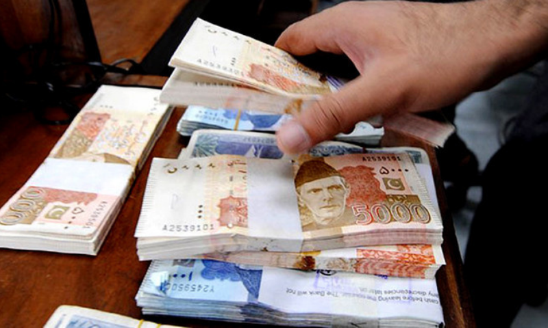 During July-Aug FY21, the private sector retired an amount of Rs157bn. — AFP/File