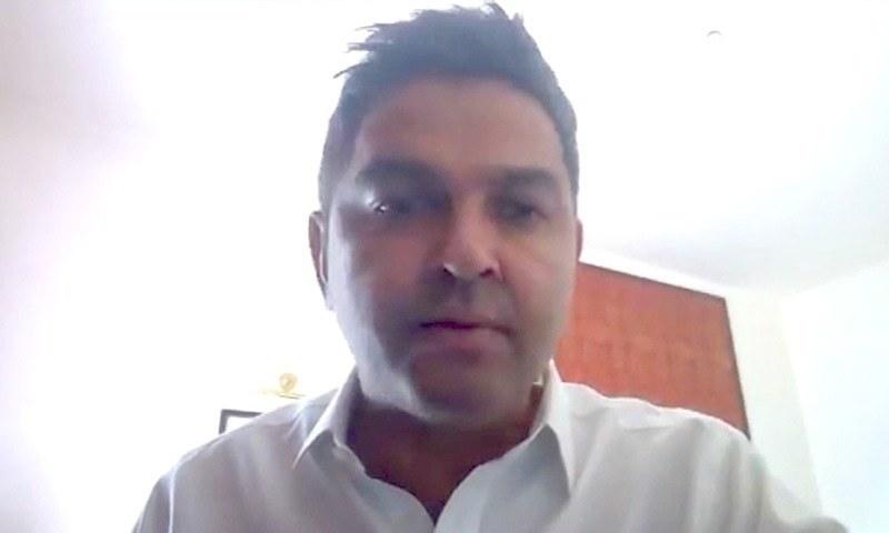 وسیم خان نے معاملے کو آئی سی سی میں اٹھانے کا اعلان کیا--فوٹو: اسکرین گریب