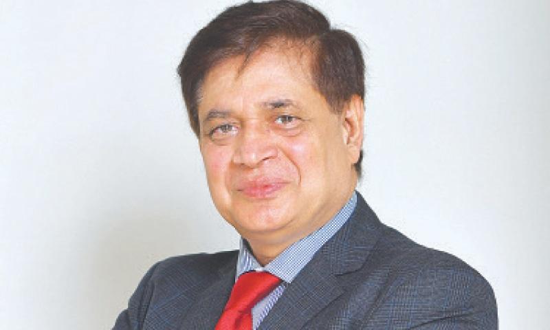 Mobilink Microfinance Bank CEO Ghazanfar Azzam