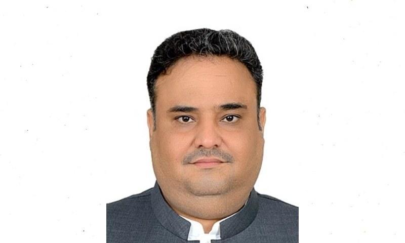 This photo shows Senator Danesh Kumar. — Photo courtesy: Senate website