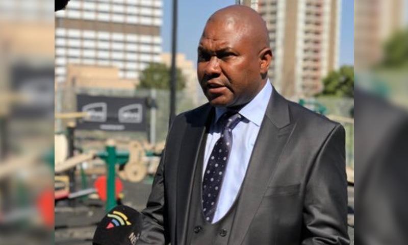 A file photo of Johannesburg Mayor Jolidee Matongo. — Photo courtesy Jolidee Matongo Twitter