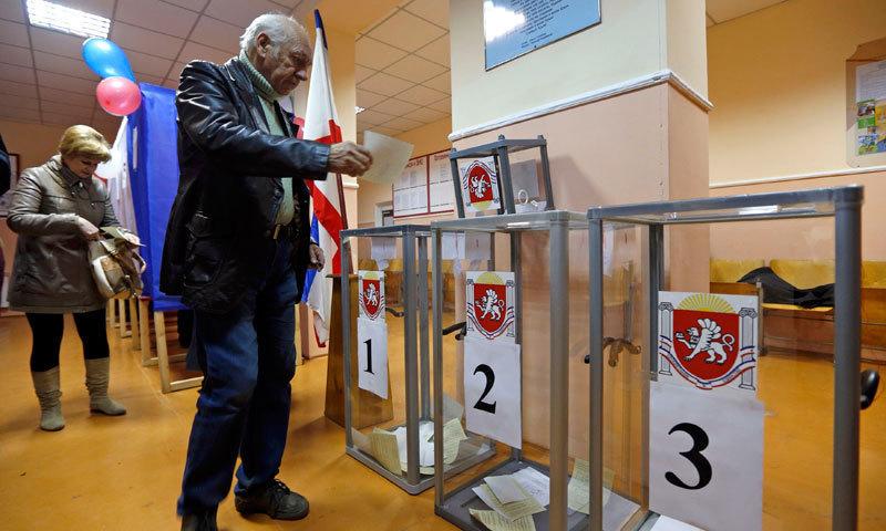روسی صدر کے ناقد پر قدغن، پارلیمانی انتخابات میں حکمراں جماعت کی کامیابی کا امکان