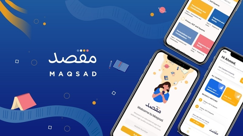 Maqsad aims to build a mobile-only platform to offer after-school academic support to 100 million Pakistani students. —Picture credit: Maqsad