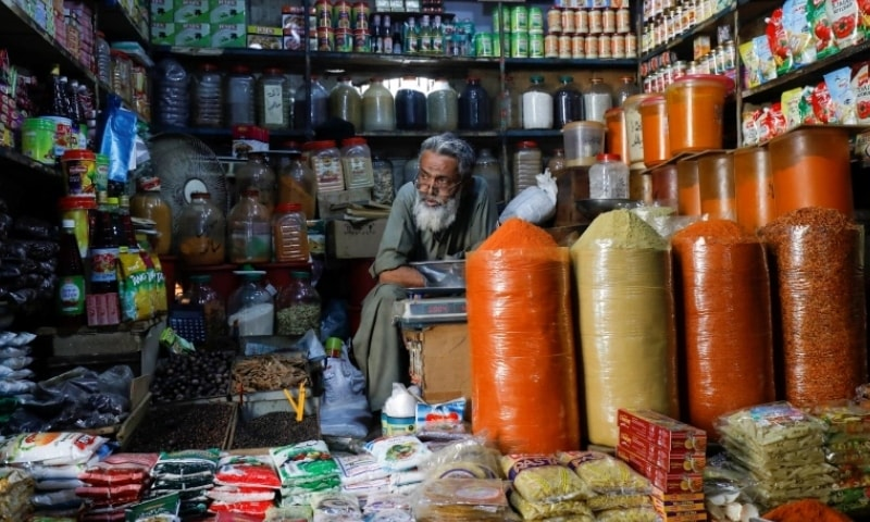Fitch Ratings on Monday forecast Pakistan's economic growth at 4.2 per cent — against the government's target of 4.8pc — in the current fiscal year (FY22). — Reuters