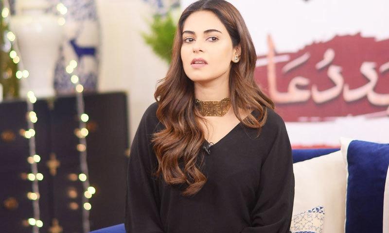 فواد خان کے ساتھ رومانوی فلم کروں گی، امر خان—فوٹو: گڈ مارننگ پاکستان، فیس بک