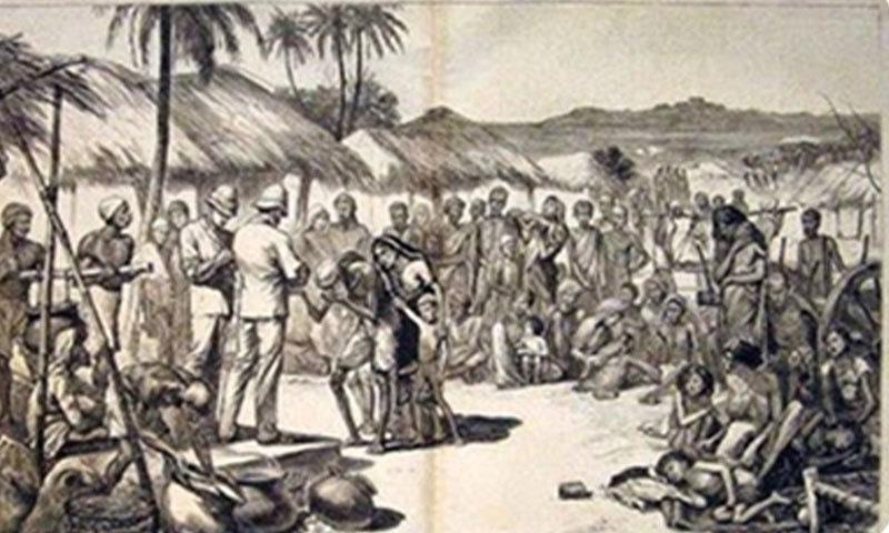 برطانوی نوآبادیاتی دور میں برِصغیر کو ٹیکسوں اور محصولات کے نام پر بہت لوٹا گیا
