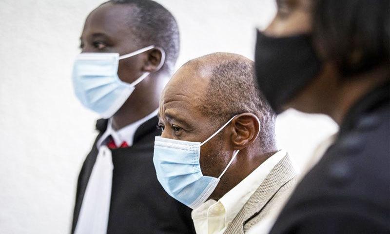 روانڈا کے شہری کو گزشتہ برس دبئی سے گرفتار کیا گیا تھا—فائل فوٹو: اے پی