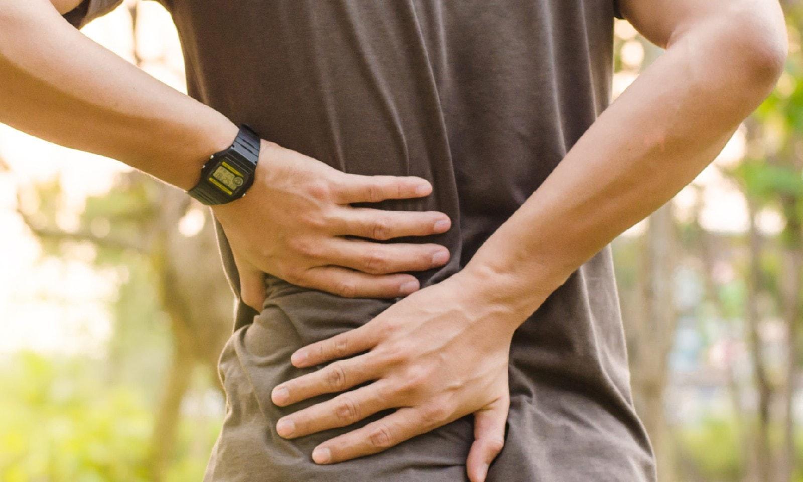 کمر درد سے نجات دلانے میں مددگار آسان طریقے