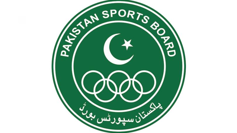 Logo of the Pakistan Sports Board. — Photo courtesy: PSB Facebook/File