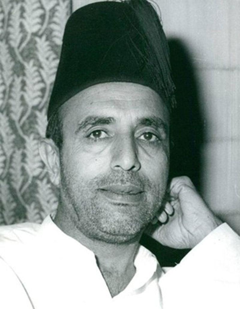 نوابزادہ نصر اللہ خان