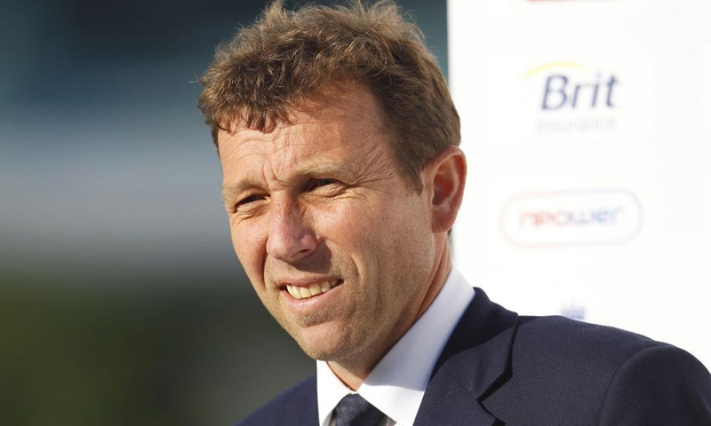 A file photo of former England captain Michael Atherton. — Reuters/File