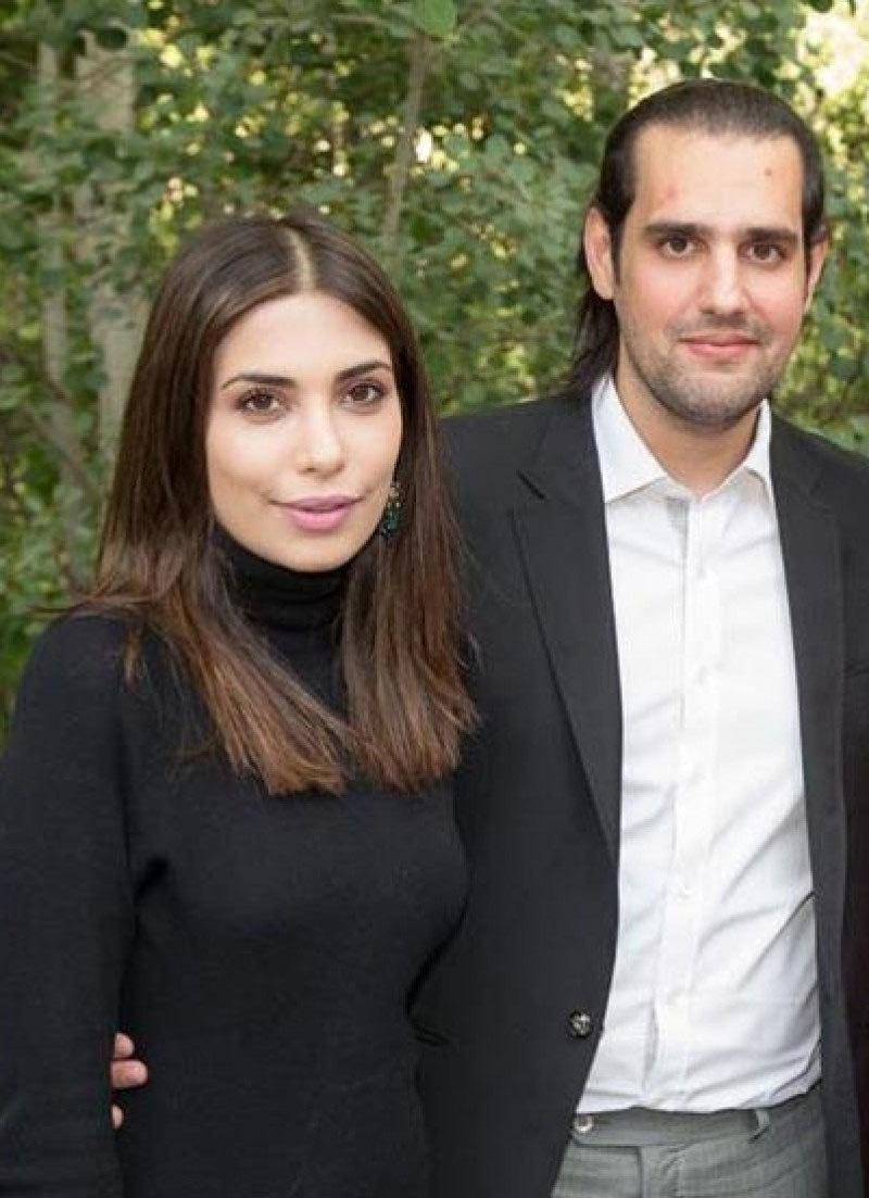 شہباز تاثیر نے پہلی شادی ماہین غنی سے 2010 میں کی تھی اور ان کی طلاق 2019 میں ہوئی—فائل فوٹو: فیس بک