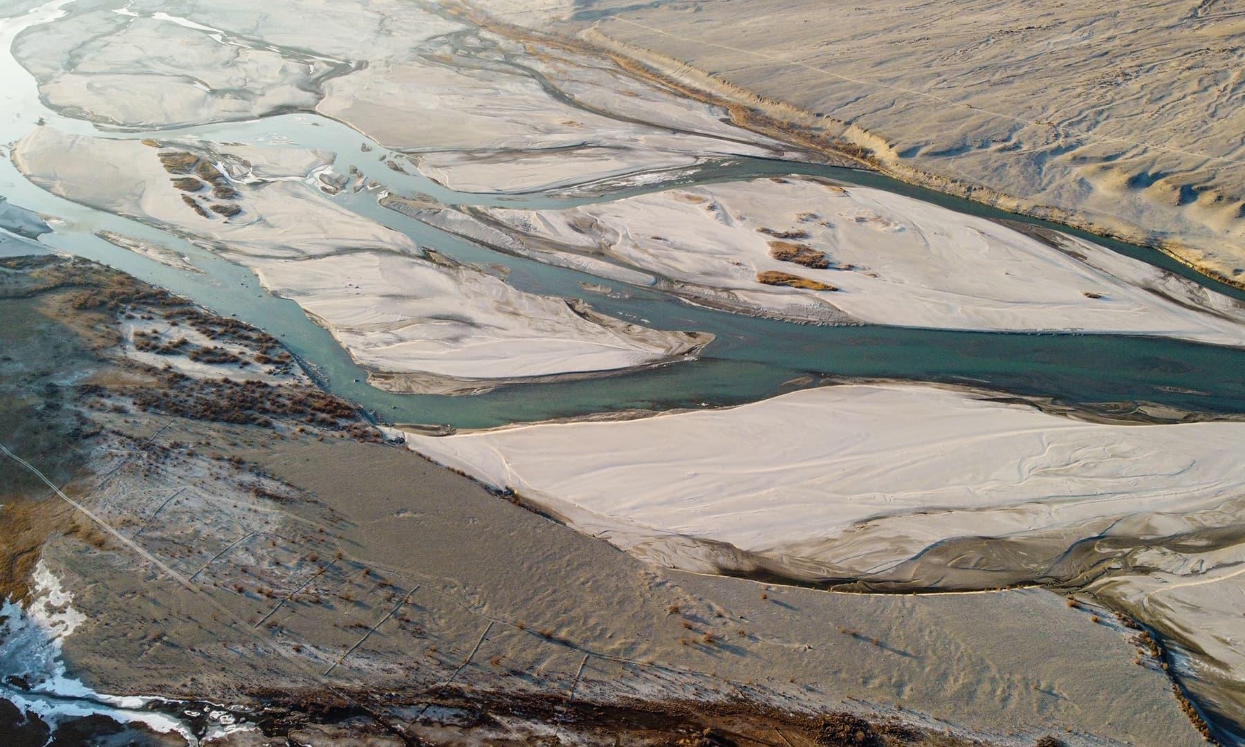 دریائے شگر