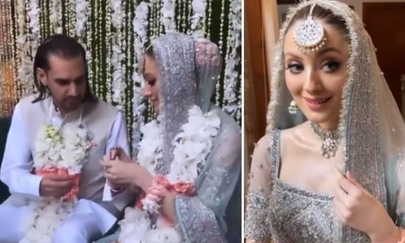 نیہا راجپوت اور شہباز تاثیر رشتہ ازدواج میں منسلک