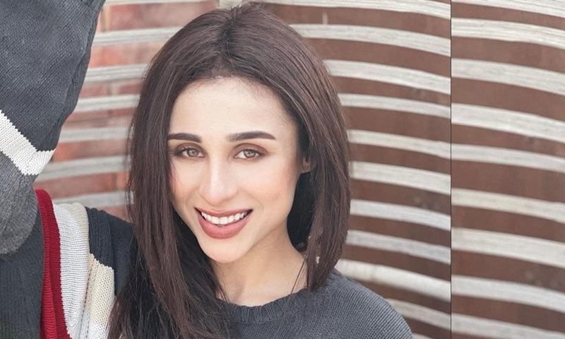 اداکارہ مشال خان کو تیزاب حملے کی دھمکی
