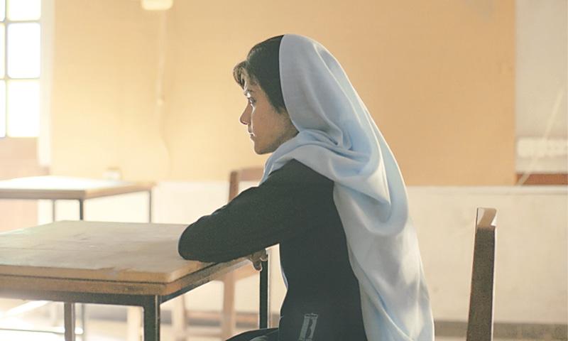 Parizae Fatima as Zara in 'Mulaqaat' | Stills courtesy the filmmaker
