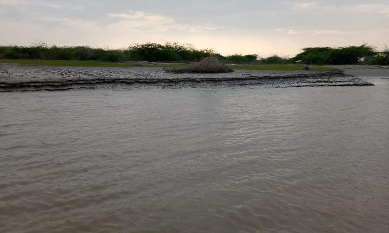 کھارو چھان دریائے سندھ کے ڈیلٹا میں واقع جزیرہ نما ہے