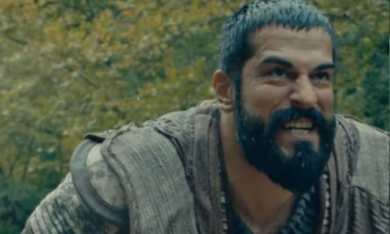 سیزن 2 میں ارطغرل کے کردار کی بھی واپسی ہوئی تھی—اسکرین شاٹ