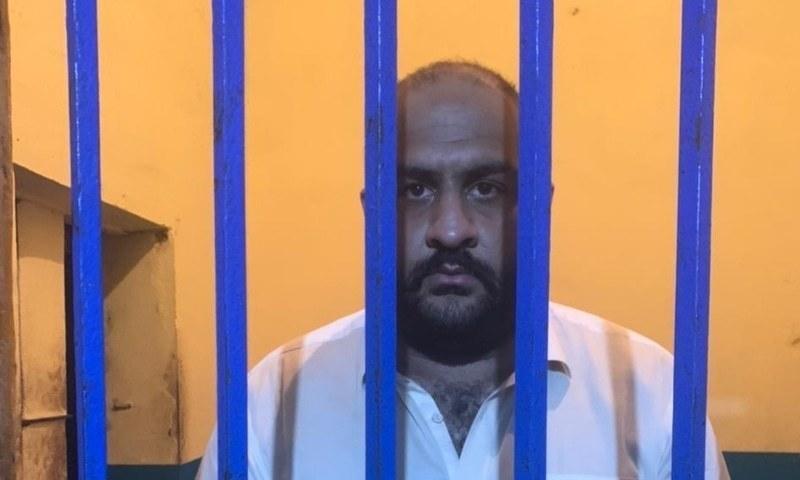 مرکزی ملزم عثمان مرزا—فائل فوٹو: ٹوئٹر