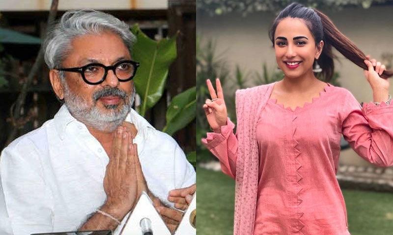 اداکارہ کے مطابق ہیرا منڈی پاکستان میں تھی، اس لیے بھارت اس پر سیریز نہیں بنا سکتا—فوٹو: انسٹاگرام/ فیس بک
