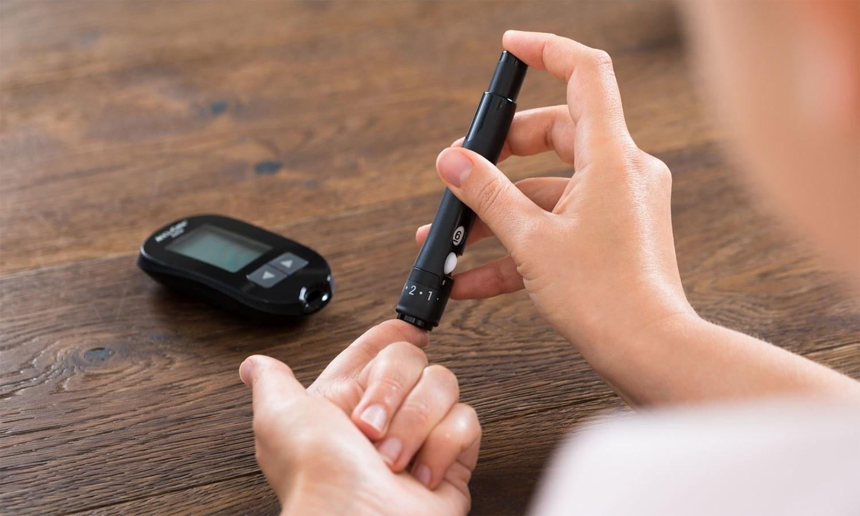 ذیابیطس ٹائپ ٹو کا خطرہ ظاہر کرنے والی اس نشانی کو جانتے ہیں؟