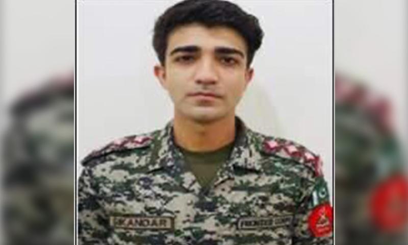 خیبر پختونخوا: دہشت گردوں کے خلاف سیکیورٹی فورسز کے آپریشن کے دوران کیپٹن شہید