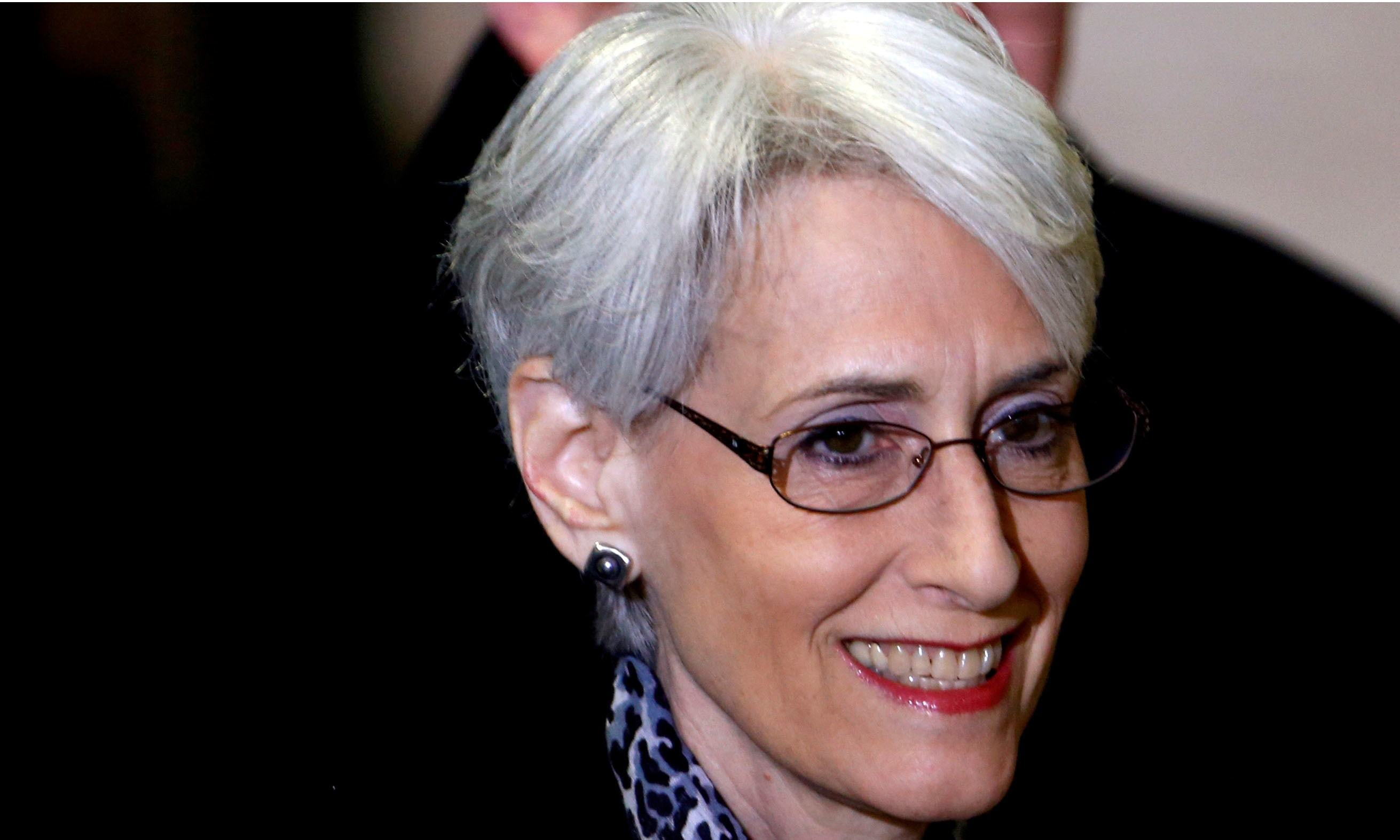 Deputy Secretary of State Wendy Sherman will meet with Pakistani officials during her October 7-8 visit. — Reuters/File