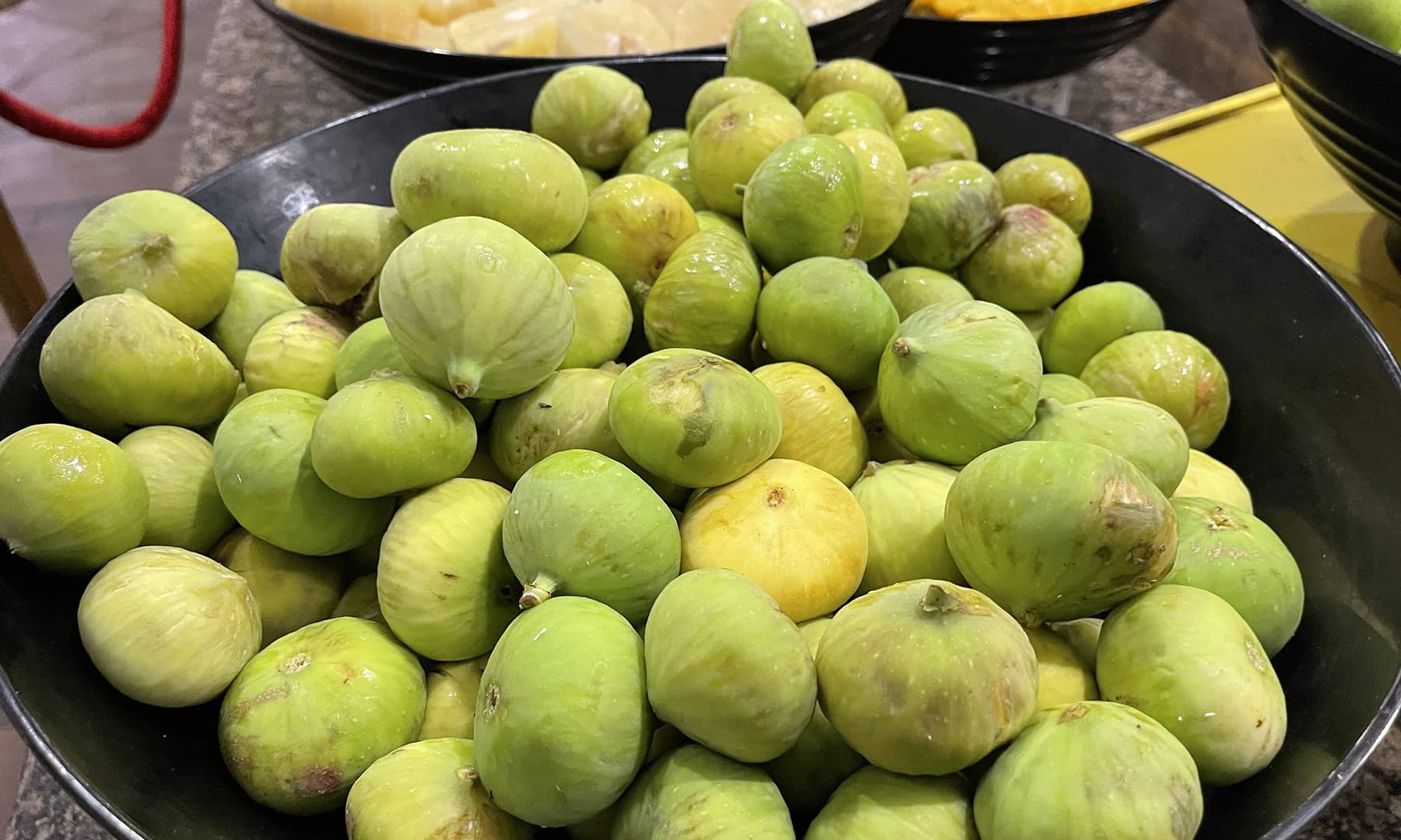 انجیر کا سبز پھل (2021ء)