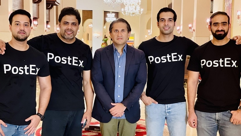 The team of PostEx is seen in this photo. — Picture by author