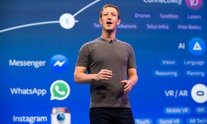 5 اکتوبر تک مارک زکربرگ پانچویں امیر شخص تھے—فائل فوٹو: فیس بک