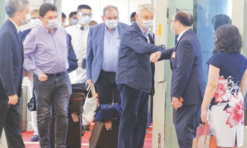 'تائیوان اور چین کے درمیان تنازعات دہائیوں کی بلند ترین سطح پر پہنچ گئے'