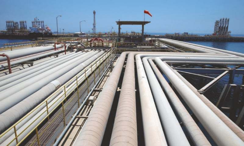 Sui Southern Gas Company Limited (SSGCL) had earlier confirmed that capacity was available and agreed to allocate it to two terminals. — Reuters/File