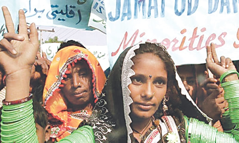 There has been consistent reporting on forced conversions in recent years, but a response from the government has been missing