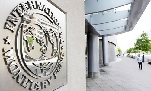 In July 2019, the IMF had approved a 39-month $6bn EFF arrangement for Pakistan to support Islamabad's economic reform programme.  — AFP/File