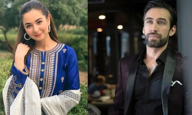 ہانیہ عامر اور علی رحمٰن کی فلم 'پردے میں رہنے دو' کا پوسٹر جاری