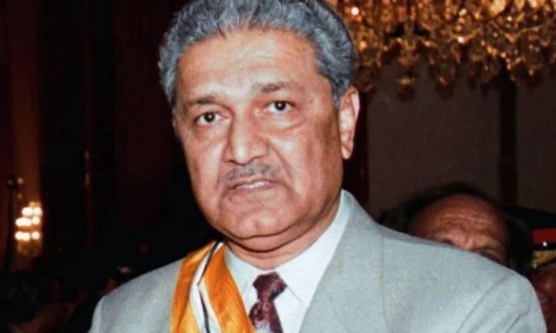 ڈاکٹر عبدالقدیر خان کا وفات سے قبل 'ایم ڈی کیٹ' کو چیلنج کرنے کا ارادہ تھا