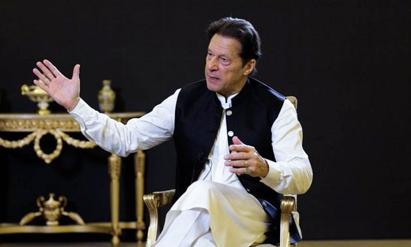 امریکا، افغانستان کو امدادی پیکج دے ورنہ وہ داعش کی پناہ گاہ بن جائے گا، عمران خان